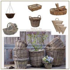 cestas de mimbre capazos de playa bandejas de mimbre cestas de mimbre para