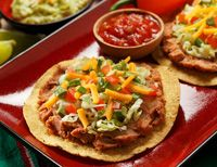 Recipes for Mexican food, wraps and rolls that can help you get the protein your body needs without using unhealthy processed meat products. #recipe #food #health