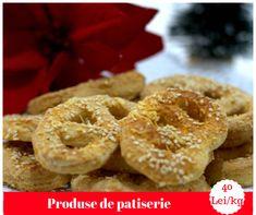Salty pretzel goodies Mocca, Onion Rings, Christmas Goodies, Pretzel, Bagel, Doughnut, Bread, Traditional, Ethnic Recipes