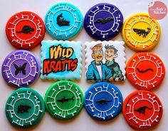 Wild Kratts cookies                                                                                                                                                     More
