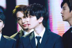 Baekhyun - 171103 2017 Korean Pop Culture and Arts Awards  Credit: B Ground. (2017 대한민국 대중문화예술상 시상식)