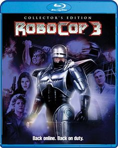 RoboCop 3 [Collector's Edition] [Blu-ray] by Shout! Factory