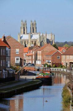 Beverley, Yorkshire - England