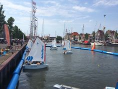 Optimist on Tour in Harlingen