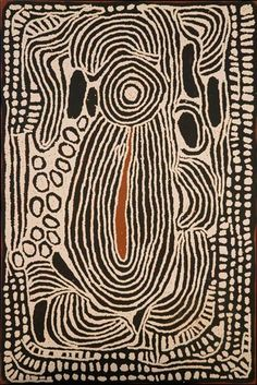 Ningura Naparrula Wirrulnga  Medium: Acrylic on canvas Size: 56x91 Year: 2007