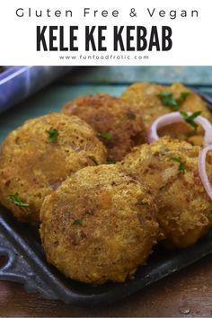 Jain Recipes, Aloo Recipes, Chutney Recipes, Veg Recipes, Cooking Recipes, Banana Recipes Indian, Indian Food Recipes, Cutlets Recipes, Chaat Recipe