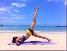 www.blogilates.com  -- free pilates workouts!