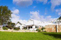 Grand house on top of the hill overlooking charming Bangalow