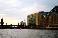 Berlin Oberbaumbrücke - Kreuzberg Friedrichshain