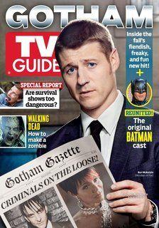 Ben McKenzie - TV Guide
