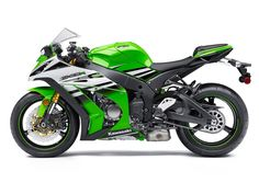 2015 Kawasaki Ninja ZX-10R ABS 30th Anniversary Edition