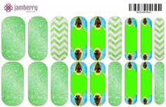 Tinker Bell inspired Jamberry Nail Wraps | contact 3jamgirls@sbcglobal.net to order.