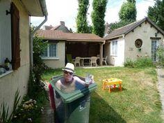Above ground pool 😸