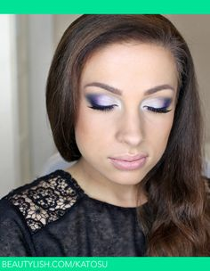 make up for green eyes | Catherine G.'s (katosu) Photo | Beautylish