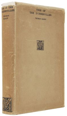 Tess of the D'Urbervilles <3 Probably my most favorite book of all time!