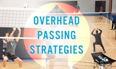 College coach Ben Josephson shares how to create less room for error when playing defense. Check out this drill to master overhead digging.