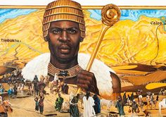 "Emperor Mansa Musa I, also known as Musa of Mali (Mansa actually means ""King of Kings""), was born in Mali, sometime in the 1280s. Mansa Musa"