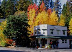 Outside Inn, Nevada City, California lodging