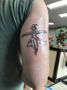 My Turnip Head tattoo from last month : ghibli Head Tattoos, Mom Tattoos, Future Tattoos, Small Tattoos, Tatuaje Studio Ghibli, Studio Ghibli Tattoo, Tattoo Studio, Best Tattoo Ever, Modern Tattoos
