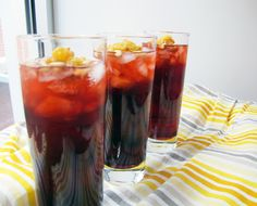 Jallab is one of the most refreshing drinks, I recently had it from a co-worker from the middle east. I need to find it, this is my summer drink!