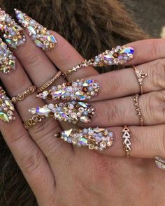 Elegant Rhinestone Choker Necklace Iced Out Silver AB Crystal Stones Sparkly Hip Hop Jewelry Nicki Minaj Cardi B Kardashian