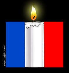 Esquivel (2015-11-14) Des dessins du monde entier pour soutenir Paris