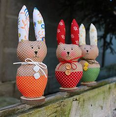 maramanufaktura / zajačik /oranž -karamelová/ Jar, Handmade, Home Decor, Products, Homemade Home Decor, Hand Made, Jars, Craft, Decoration Home