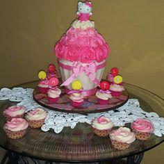 #tortacupcake#tortadechelitareposteria