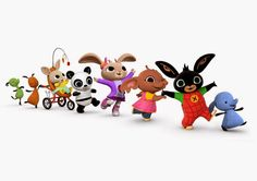 bing the bunny - Google Search