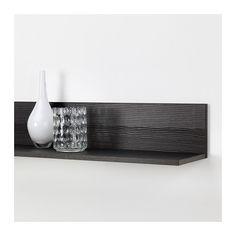 ORRBERG Wandplank - zwartbruin - IKEA