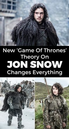 This crazy Game of Thrones theory about Jon Snow changes EVERYTHING @redharring read this I think it's the truth.
