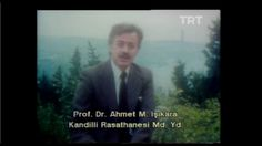 AHMET METE IŞIKARA 1986 DEPREM BELGESELİ KONUŞMASI