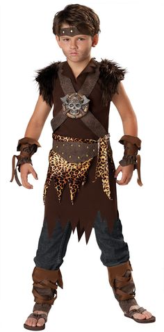 kids caveman costume - Google Search