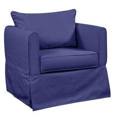 Howard Elliott Starboard Ocean Alexandria Chair