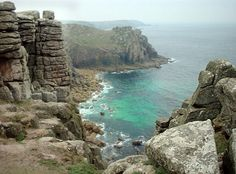 Lands End, Cornwall England. I get withdrawal symptoms if I don,t get to walk around my beloved Land's End once a year...