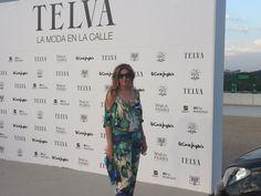 Claudia di Paolo no podía faltar al #DesfileTELVA que da la bienvenida al verano. Una vez más, nuestra beauty hunter de cabecera, hizo acto de presencia en el fantástico fashion show organizado por la Revista TELVA. ¡Enhorabuena compañeros! Podéis verlo aquí http://www.telva.com/2015/06/30/moda/1435649792.html