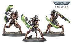 Necron Army, Necron Warriors, Warhammer 40k Necrons, Warhammer Fantasy, Dark Eldar, Cinematic Trailer, Fantasy Miniatures, Old Ones, Magic The Gathering