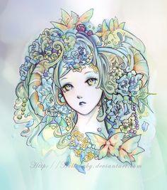 Zodiac - Aries by Hellobaby on deviantART