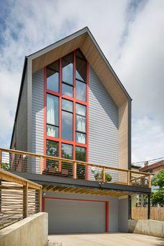 1653 Residence — Studio Build Residential Architecture, Contemporary Architecture, Interior Architecture, Classical Architecture, Interior Modern, Kansas City, Modern Barn, Modern City, Modern Family House
