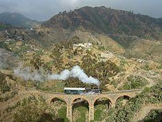 Zwischen Arbaroba und Asmara