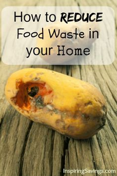 We throw away food weekly in our homes and we are ultimately throwing money in the garbage. Read here on how to reduce food waste in your home