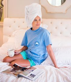 Wake up and be fabulous in Southern Shirt