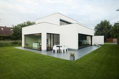 Sapa Building Systems BV (product) - Strak design passiefraam - optimale isolatie - PhotoID #224377