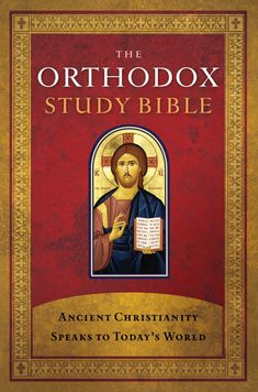 The Orthodox Study Bible, Hardcover: Ancient Christianity Speaks to Today's World, a book by St. Athanasius Academy of Orthodox Theology Old And New Testament, Orthodox Christianity, Books To Read Online, Read Books, The Book, St Athanasius, Christians, Reading, Amazon