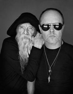 Lars & dad