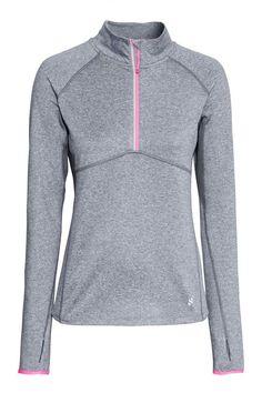 Top de sport   H M Sports Games, Shirts, Long Sleeve Tops, Running, bb6b0e5fe43c