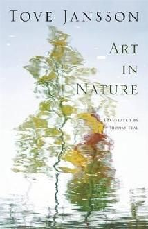 Book - Art in Nature - Tove Jansson