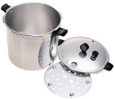 Presto 23 Quart Pressure Canner and Cooker $80