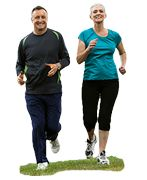 How much physical activity is needed? USDA #fitness #exercise #healthyliving