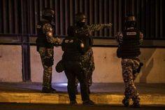 Francia pide el cese inmediato de la violencia en Venezuela